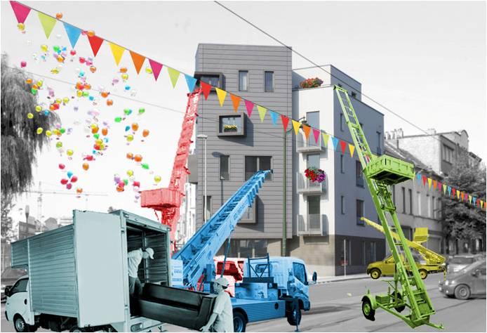 Eerste Community Land Trust woningen in Brussel: betaalbaar wonen op gemeenschapsgrond